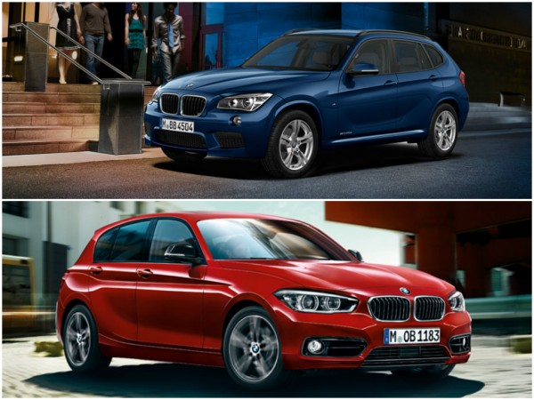 BMW X1 M Sport and new 1 Series