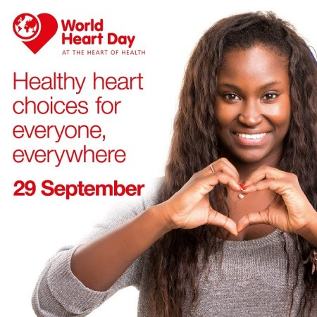 World Heart day 2015