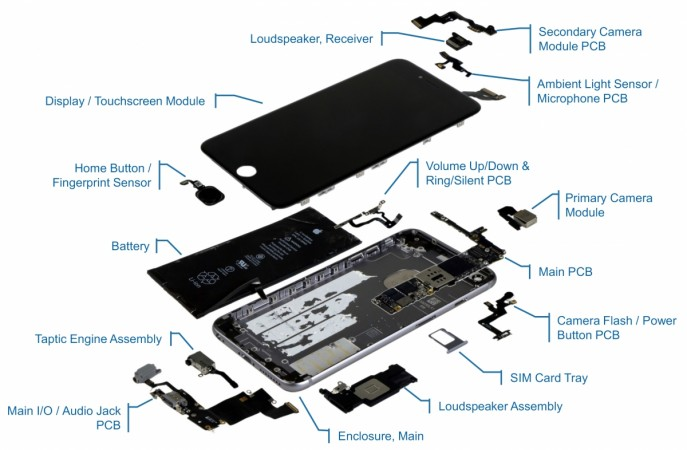 How much does an iPhone 6S Plus really cost to make? IHS teardown reveals shocking details