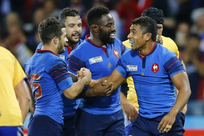 France 2015 Rugby World Cup