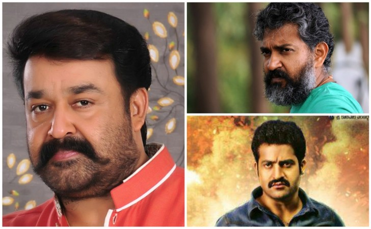 Mohanlal and Jr NTR to be part of SS Rajamouli's 'Garuda'?
