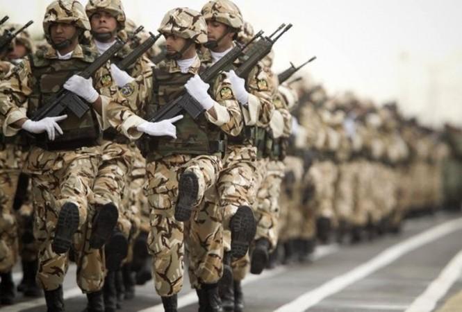 Iranian Revolutionary Guards Corps (IRGC)