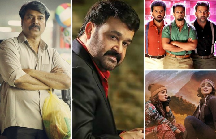 Malayalam releases in October