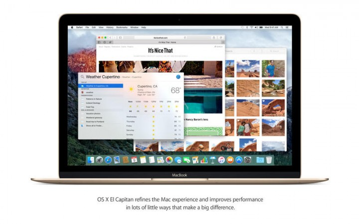 How to download OS X 10.11 El Captian on your Macs? Features, availability and compatibility
