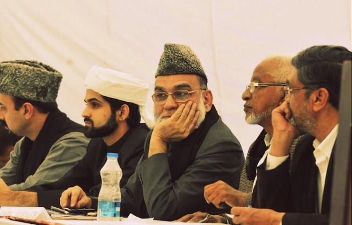 Shaban Bukhari, the son of Jama Masjid Shahi Imam Syed Ahmed Bukhari