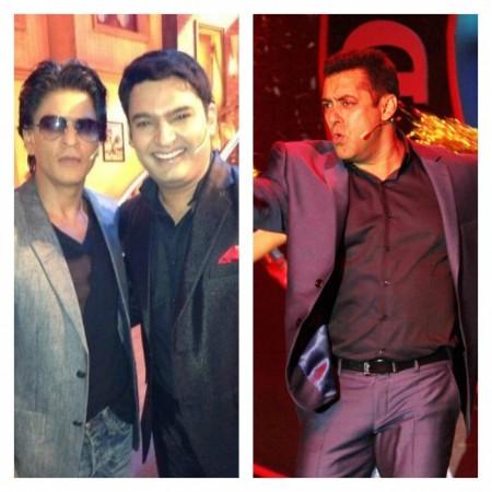 Kapil Sharma chose Shah Rukh Khan over Salman Khan