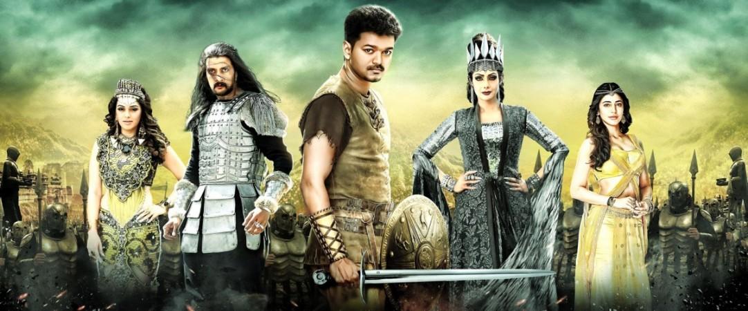 Vijay starrer Puli