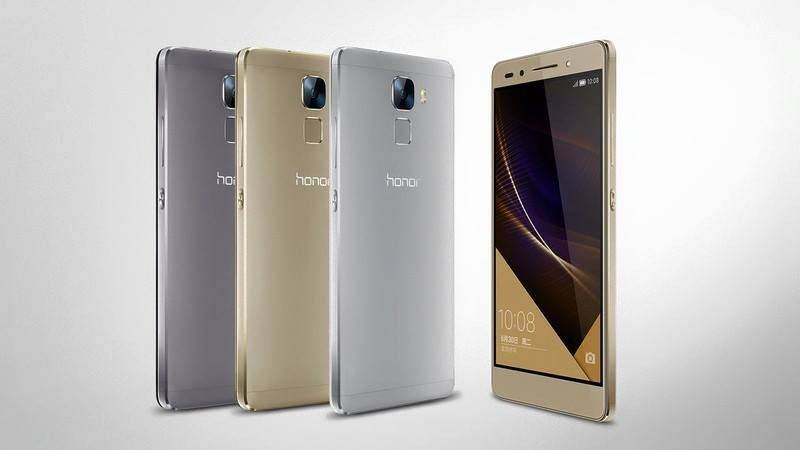 Huawei to launch Honor 7 in India for around Rs. 20,000 on Wednesday