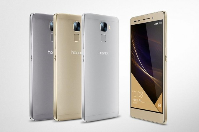 Huawei Honor 7 launched along with budget smartwatch Band Z1