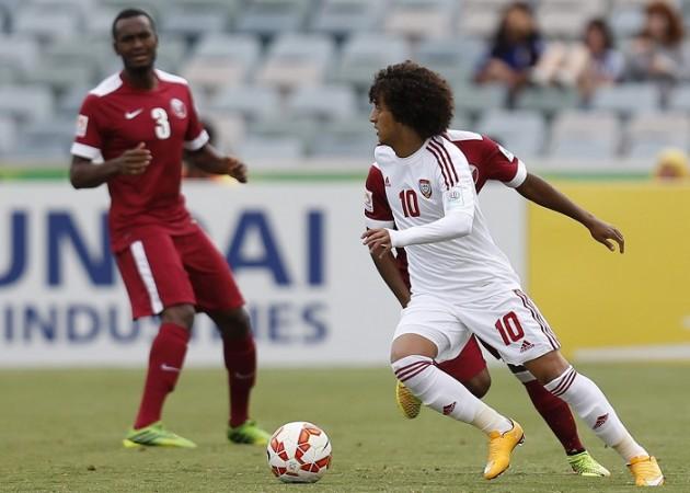 Omar Abdulrahman UAE