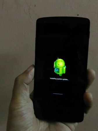 Android 6.0 Marshmallow update for Google Nexus 5