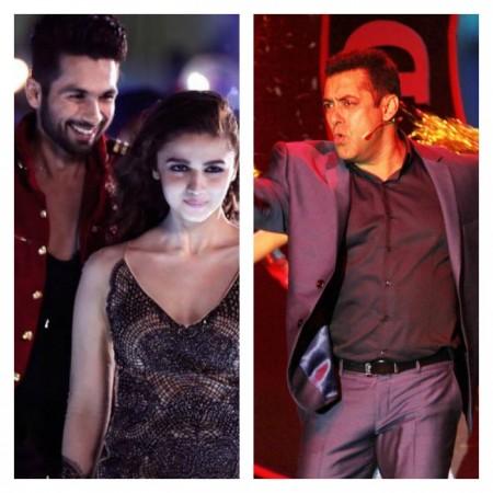 Alia Bhatt, Shahid Kapoor to appear on Salman Khan's show 'Bigg Boss 9'