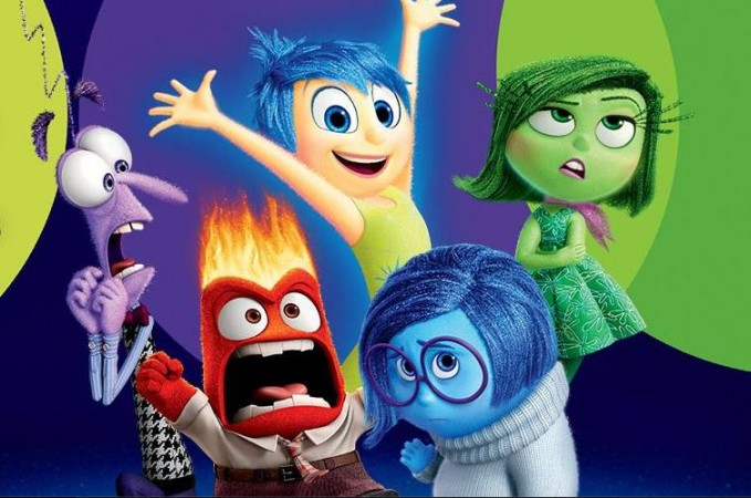 'Inside Out' is one of the most popular Pixar movies ever