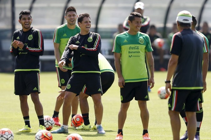Mexico Javier Hernandez