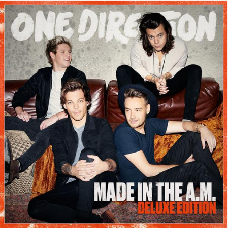 """One Direction's new album """"Made in the A.M."""" is set to release on 13 November"""