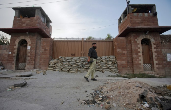 Pakistan jail