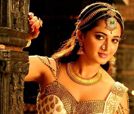 Anushka Shetty in Rudhramadevi