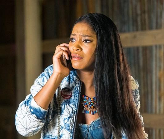 Zayday's life may be in danger in Season 1 Episode 5 of 'Scream Queens'.