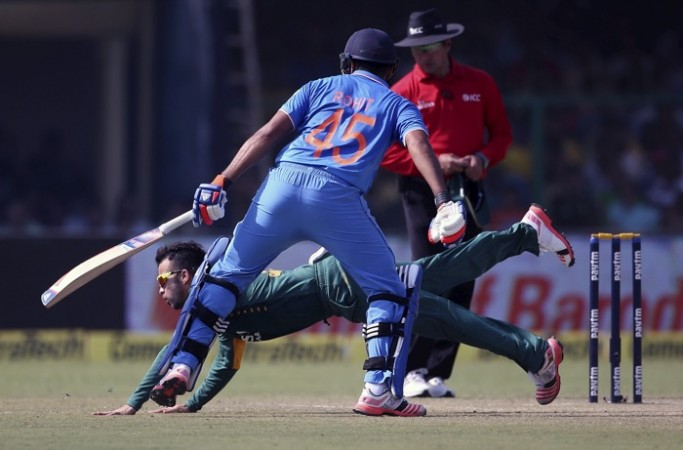 India-South Africa