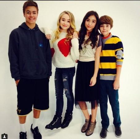 Cast of Girl Meets World