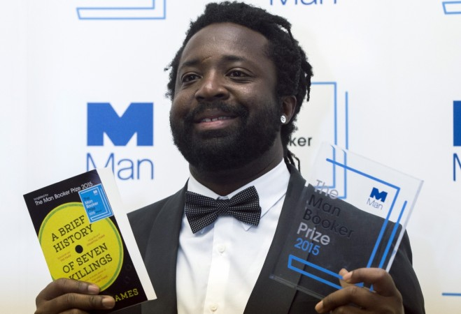 A Brief History of Seven Killings by Jamaican author Marlon James bags 2015 Man Booker Prize