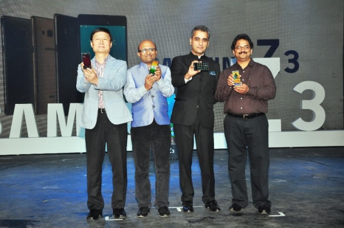 Tizen powered Samsung Z3 launched in India; price, specifications