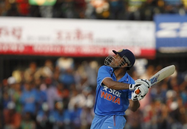 MS Dhoni India South Africa