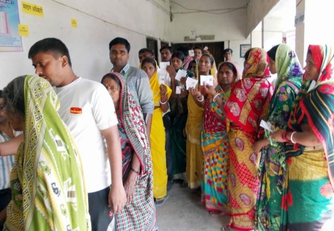 Bihar voting