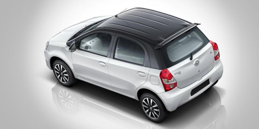 Toyota new Liva