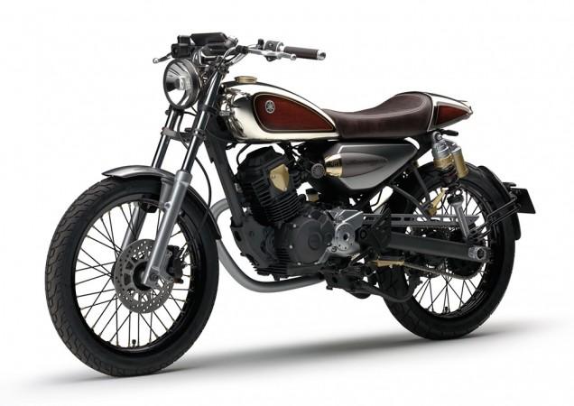 Yamaha Resonator125