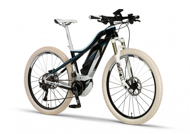 Yamaha YPJ-MTB Concept