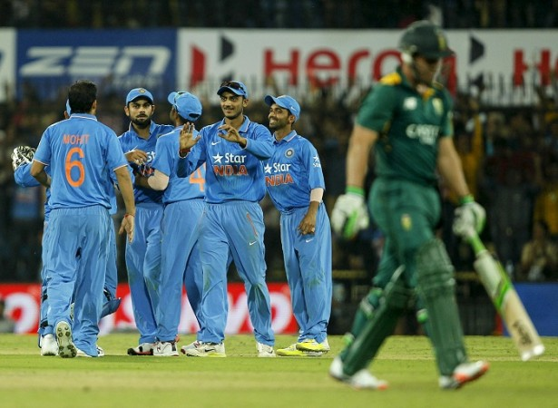 India Axar Patel South Africa
