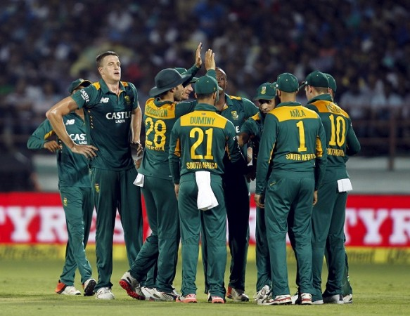 Morne Morkel South Africa India