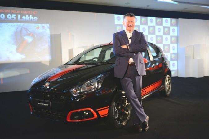 Fiat Punto Abarth launch