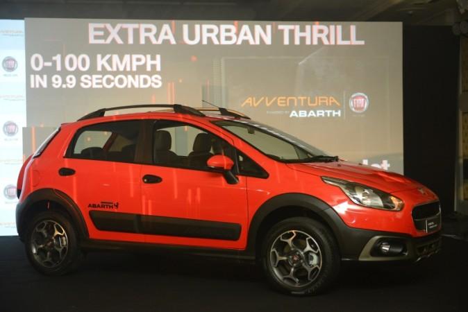 Fiat Abarth Avventura