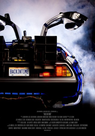 'Back in Time' poster
