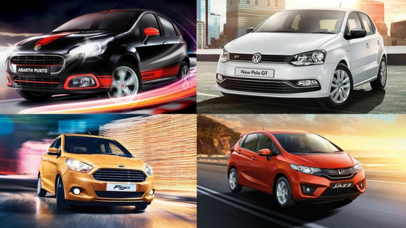 Hot hatches under Rs 10 lakh