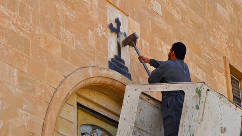 Isis church
