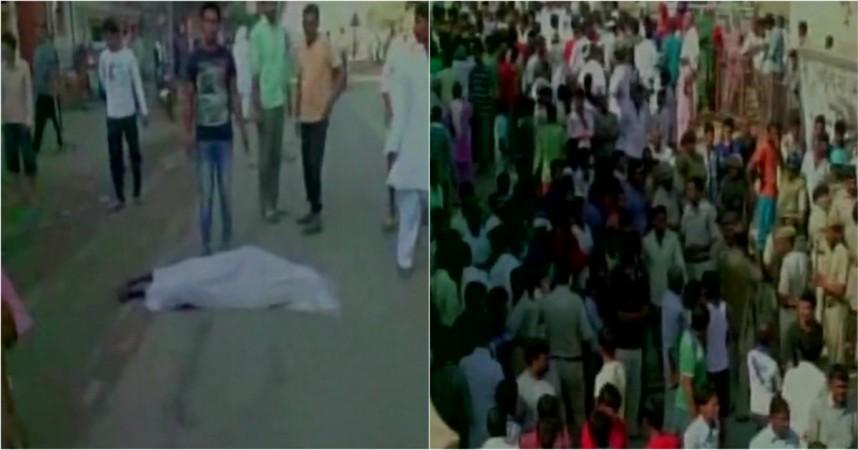 dalit boy killed