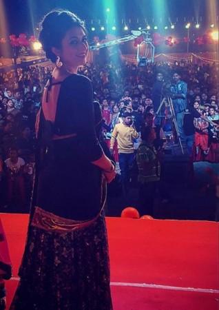 TV actresses celebrate Navratri