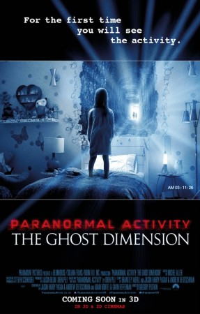 'Paranormal Activity: The Ghost Dimension'