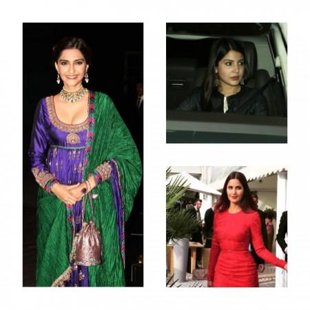 Anushka Sharma, Katrina Kaif opts out of Sonam Kapoor's upcoming chick flick