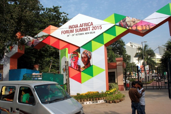india africa forum summit