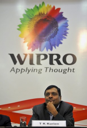 Wipro CEO T.K. Kurien