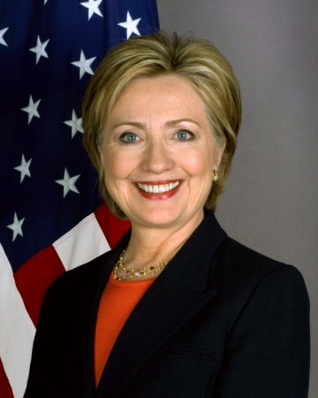 'Hillary Clinton'