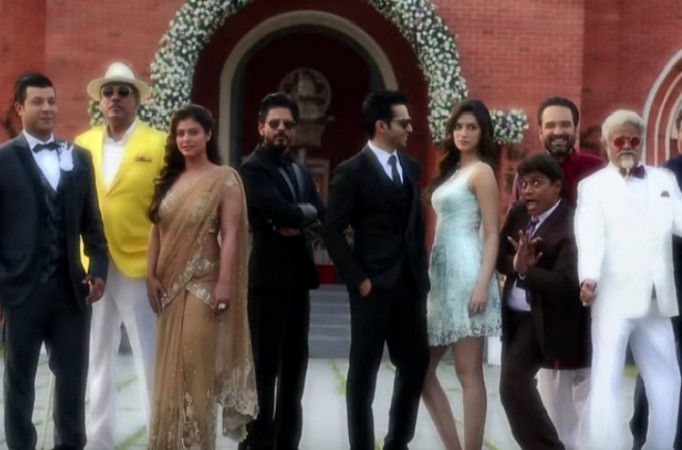 Making of 'Dilwale' climax