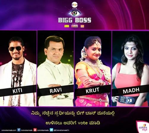 Bigg Boss 3 Kannada