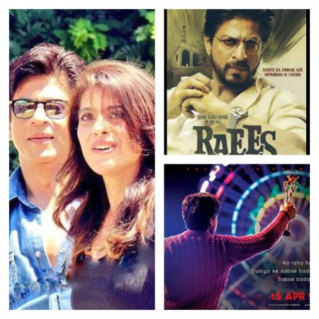 'Dilwale', 'Raees', 'Fan' –Which Shah Rukh Khan movies are you looking forward to watch?