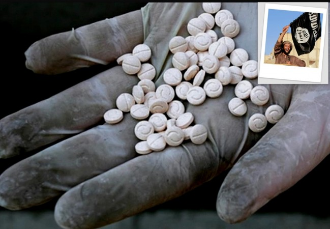 Captagon, as the amphetamine is known, is the most sought-after drug on the street
