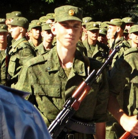 Russian soldier killed in Syria